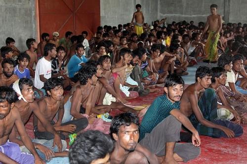 Báo động khủng hoảng di cư trên vùng biển Đông Nam Á - anh 2