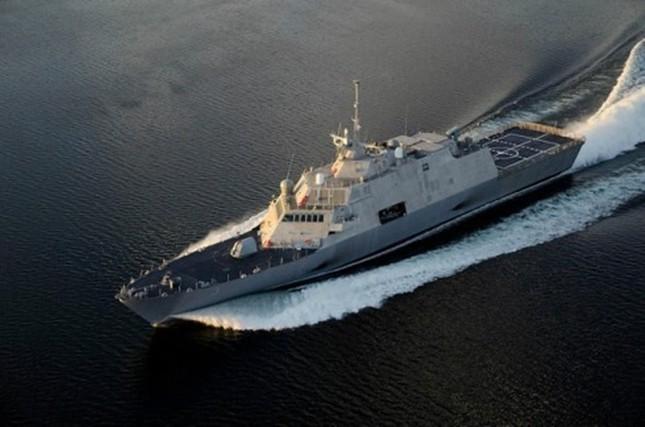 Sức mạnh chiến hạm USS Fort Worth của Mỹ trên Biển Đông - anh 4