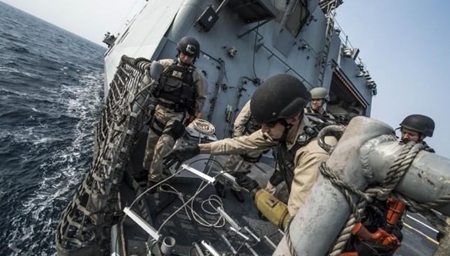 Sức mạnh chiến hạm USS Fort Worth của Mỹ trên Biển Đông - anh 6