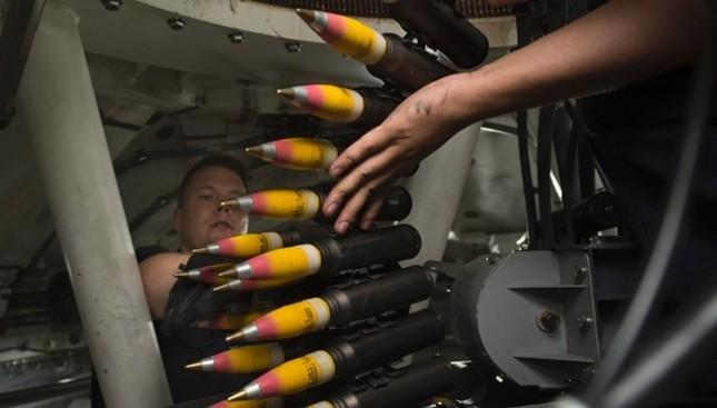 Sức mạnh chiến hạm USS Fort Worth của Mỹ trên Biển Đông - anh 9
