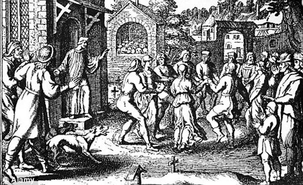 Những dịch bệnh kỳ quái nhất trong lịch sử nhân loại - anh 1