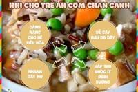 Ăn cơm chan canh ảnh hưởng tới sức khỏe