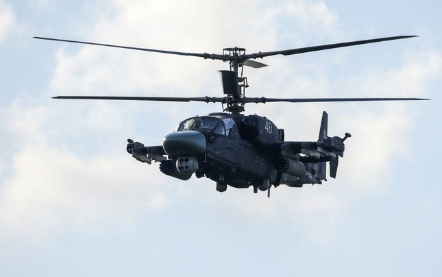 Mỹ 'ám ảnh' với dàn vũ khí siêu khủng của Nga tại Triển lãm Army-2015 - anh 9