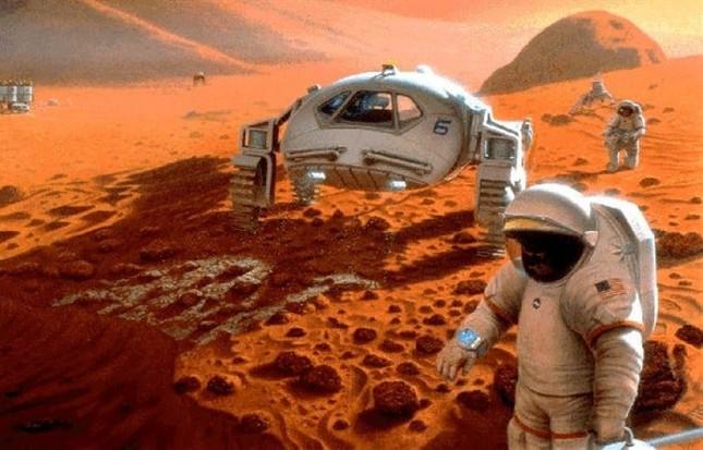 NASA: Phi hành gia sẽ sống trên sao Hỏa năm 2043 - anh 1