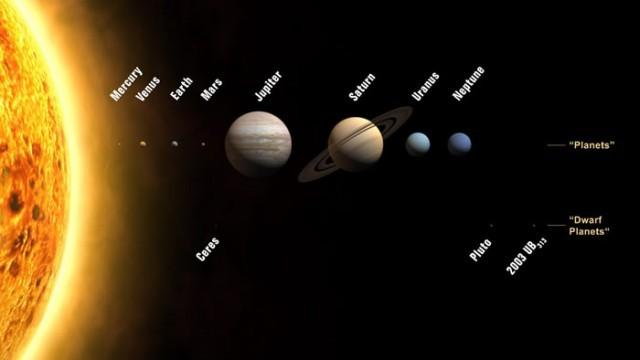 10 sự thật về vũ trụ bạn chưa từng biết - anh 1