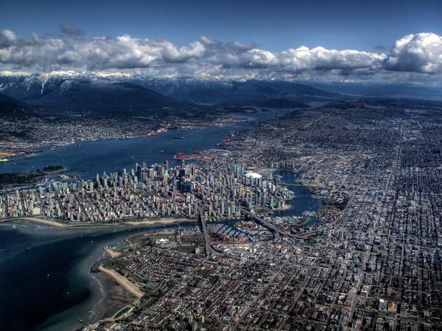 Bộ ảnh: Những 'Kỳ quan' thế giới nhìn từ trên cao - anh 16