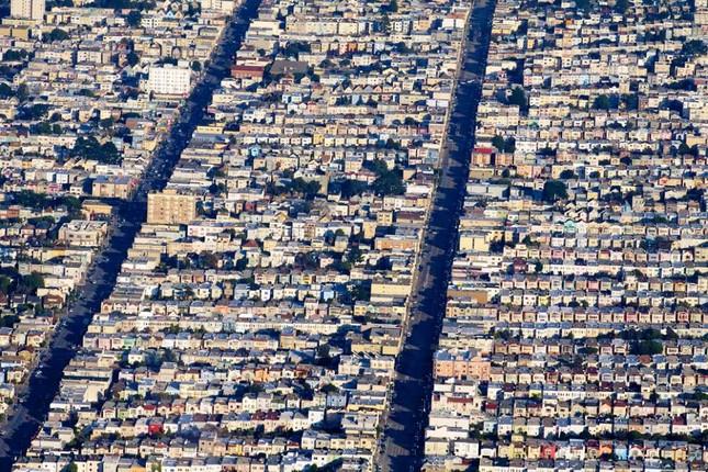 Bộ ảnh: Những 'Kỳ quan' thế giới nhìn từ trên cao - anh 18