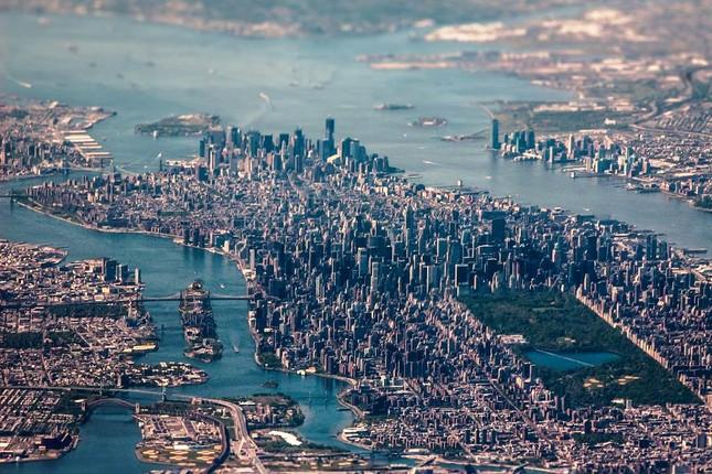 Bộ ảnh: Những phong cảnh tuyệt đẹp của Trái đất nhìn từ trên cao - anh 2