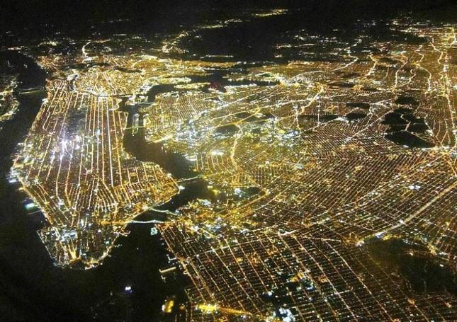 Bộ ảnh: Những phong cảnh tuyệt đẹp của Trái đất nhìn từ trên cao - anh 8