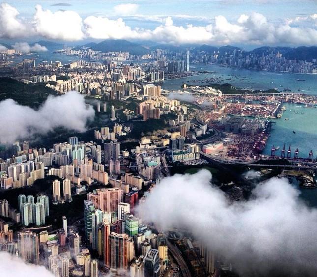 Bộ ảnh: Những phong cảnh tuyệt đẹp của Trái đất nhìn từ trên cao - anh 13