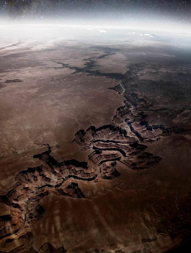 Bộ ảnh: Những phong cảnh tuyệt đẹp của Trái đất nhìn từ trên cao - anh 15