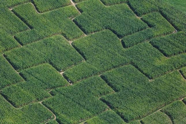 Bộ ảnh: Những phong cảnh tuyệt đẹp của Trái đất nhìn từ trên cao - anh 21