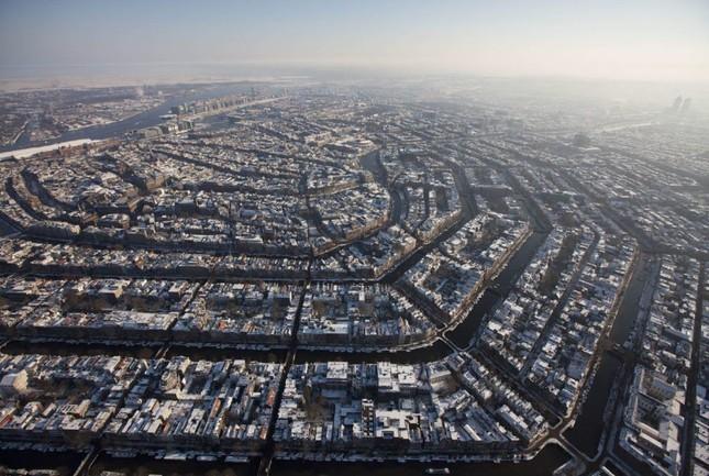 Bộ ảnh: Những 'Kỳ quan' thế giới nhìn từ trên cao - anh 9