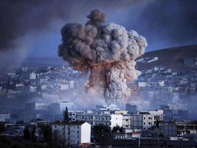 Syria đứng đầu 10 quốc gia bạo loạn nhất thế giới - anh 1