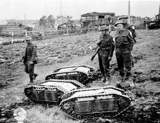 5 loại vũ khí kỳ dị nhất trong Thế chiến 2 - anh 5