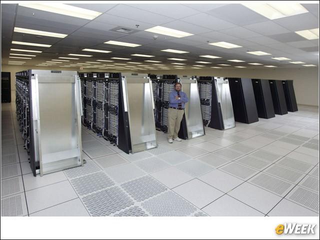 10 kỷ lục của siêu máy tính mạnh thế giới Blue Gene - anh 7