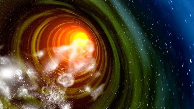 Con người có thể đến tương lai nếu di chuyển nhanh hơn ánh sáng - anh 2