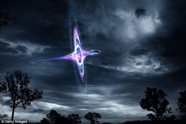 Con người có thể đến tương lai nếu di chuyển nhanh hơn ánh sáng - anh 1