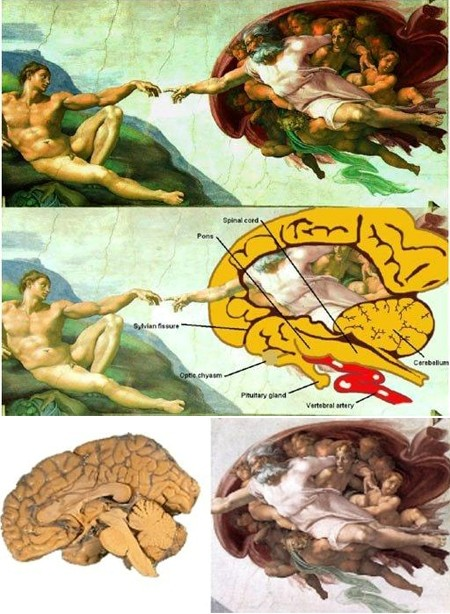 Những mật mã ẩn chứa trong 10 tuyệt phẩm hội họa kinh điển - anh 3