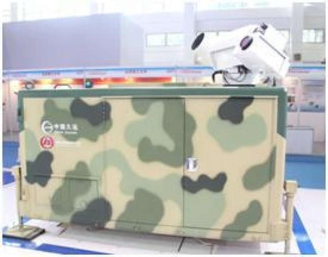 Trung Quốc gia nhập cuộc đua phát triển vũ khí laser - anh 2