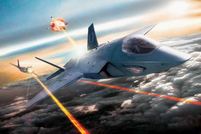 Trung Quốc gia nhập cuộc đua phát triển vũ khí laser - anh 1