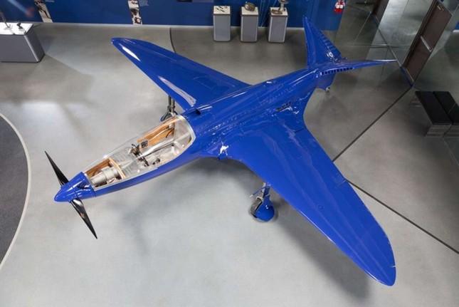 "Máy bay huyền thoại Bugatti 100p sắp ""hồi sinh"" - anh 1"