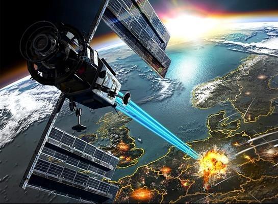Năm 2020: Hải quân Mỹ triển khai vũ khí laser và điện từ siêu 'khủng' - anh 4