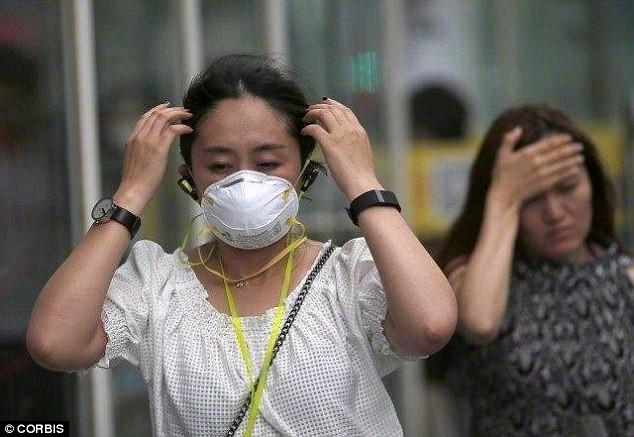 4.000 người Trung Quốc chết mỗi ngày vì ô nhiễm không khí - anh 1