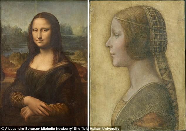 Nét hấp dẫn bí ẩn trong tranh của danh họa Leonardo da Vinci - anh 1