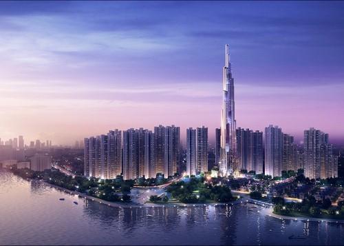 Vincom Landmark 81 Việt Nam lọt TOP 10 tòa nhà cao nhất thế giới - anh 1