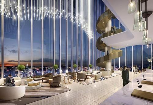 Vincom Landmark 81 Việt Nam lọt TOP 10 tòa nhà cao nhất thế giới - anh 4