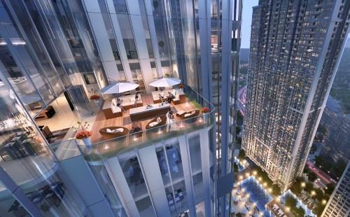 Vincom Landmark 81 Việt Nam lọt TOP 10 tòa nhà cao nhất thế giới - anh 5