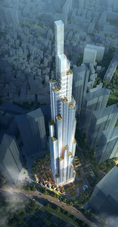 Vincom Landmark 81 Việt Nam lọt TOP 10 tòa nhà cao nhất thế giới - anh 2