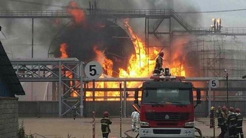 Những điểm đáng ngờ trong các vụ nổ liên hoàn ở Trung Quốc - anh 4