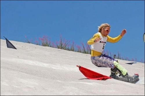 Mũi Né lọt TOP 10 điểm trượt cát lý tưởng nhất thế giới - anh 10