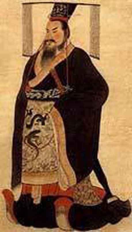 Tại sao Tần Thủy Hoàng không lập hoàng hậu suốt 37 năm cai trị? - anh 1
