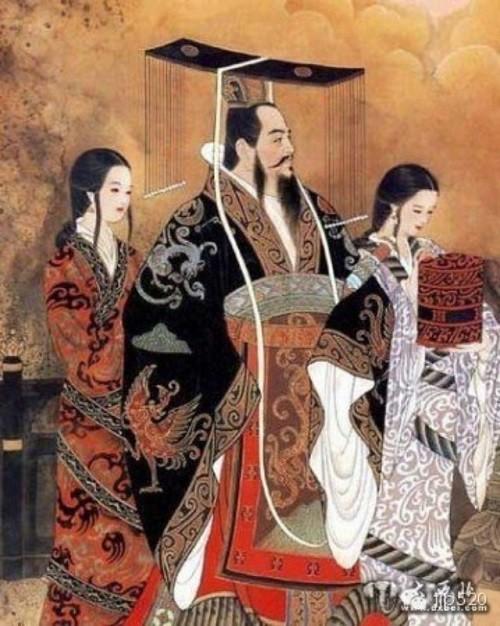 Tại sao Tần Thủy Hoàng không lập hoàng hậu suốt 37 năm cai trị? - anh 4