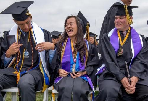 Chân dung nữ sinh gốc Việt được Đại học Harvard và 13 trường danh tiếng mời gọi - anh 2