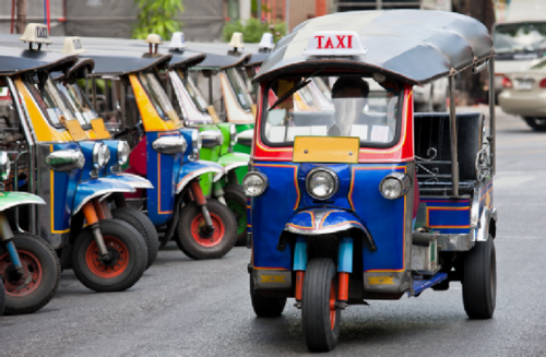 Xích lô Việt Nam lọt TOP 30 phương tiện giao thông độc đáo nhất thế giới - anh 25