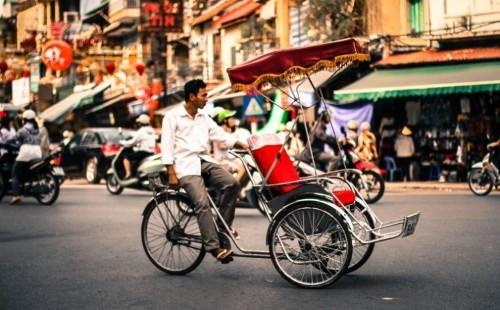 Xích lô Việt Nam lọt TOP 30 phương tiện giao thông độc đáo nhất thế giới - anh 26