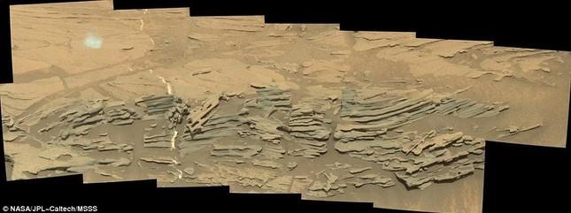 Phát hiện bộ dao dĩa bí ẩn trên sao Hỏa - anh 2