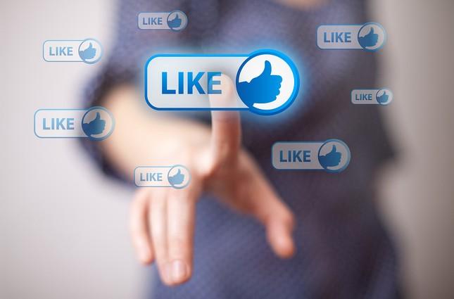 """Tính cách người dùng qua """"Like"""" trên Facebook - anh 1"""