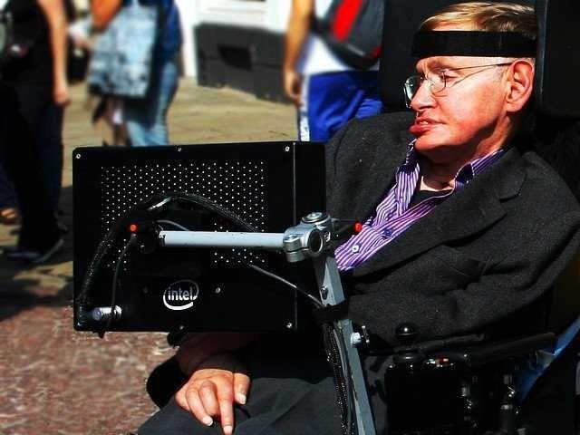 Những câu nói 'để đời' của bậc thầy vũ trụ Stephen Hawking - anh 11