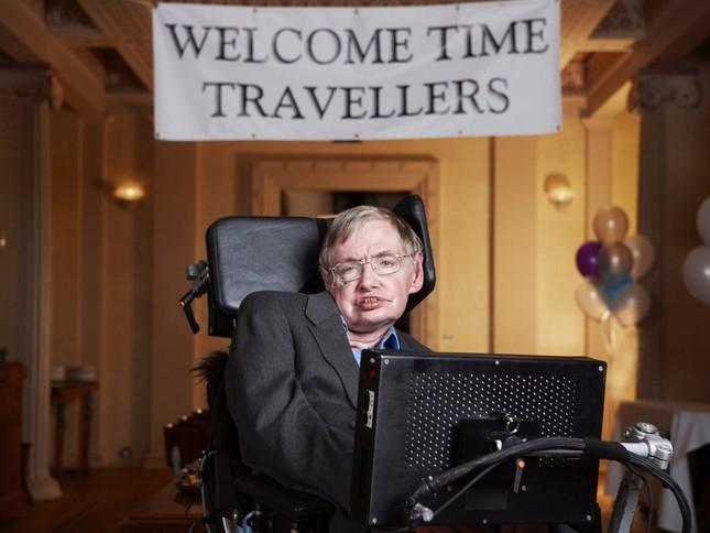 Những câu nói 'để đời' của bậc thầy vũ trụ Stephen Hawking - anh 12