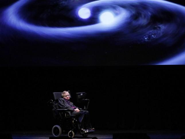 Những câu nói 'để đời' của bậc thầy vũ trụ Stephen Hawking - anh 13
