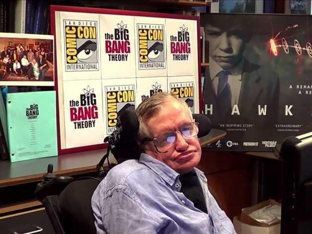 Những câu nói 'để đời' của bậc thầy vũ trụ Stephen Hawking - anh 2