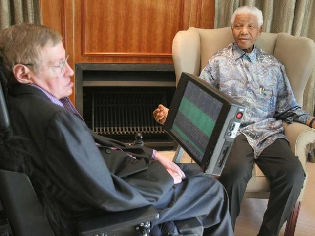 Những câu nói 'để đời' của bậc thầy vũ trụ Stephen Hawking - anh 4