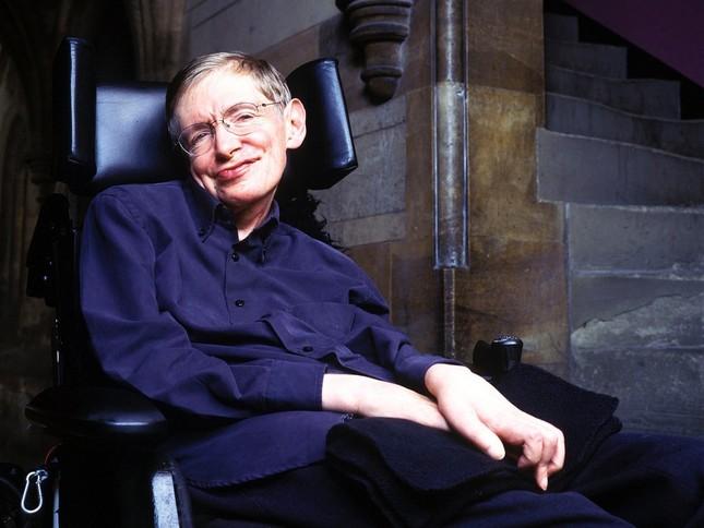 Những câu nói 'để đời' của bậc thầy vũ trụ Stephen Hawking - anh 5