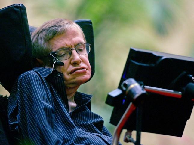 Những câu nói 'để đời' của bậc thầy vũ trụ Stephen Hawking - anh 9