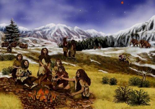 Phát hiện thú vị về loài người cách đây 32.000 năm trước - anh 1